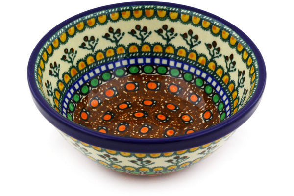 3 cup Cereal Bowl - Desert Sun | Polish Pottery House
