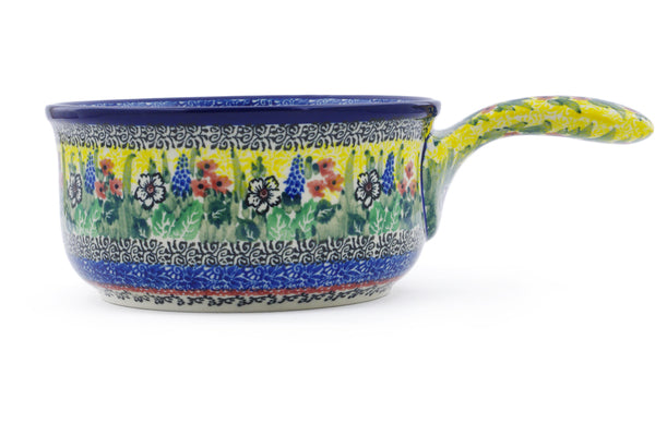 "6"" Round Baker with Handles - U4288 