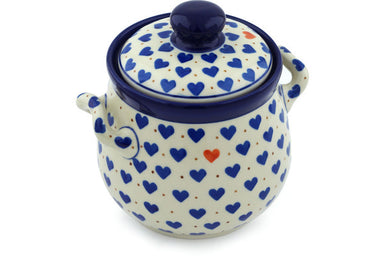 4 cup Canister - 570X | Polish Pottery House