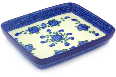 "9"" x 11"" Rectangular Baker - Heritage 