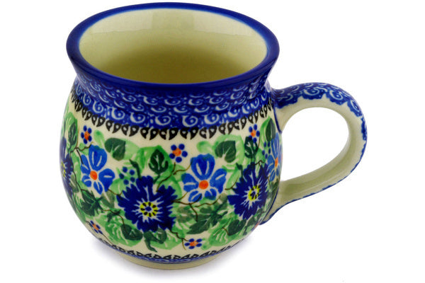 12 oz Bubble Mug - U1810 | Polish Pottery House