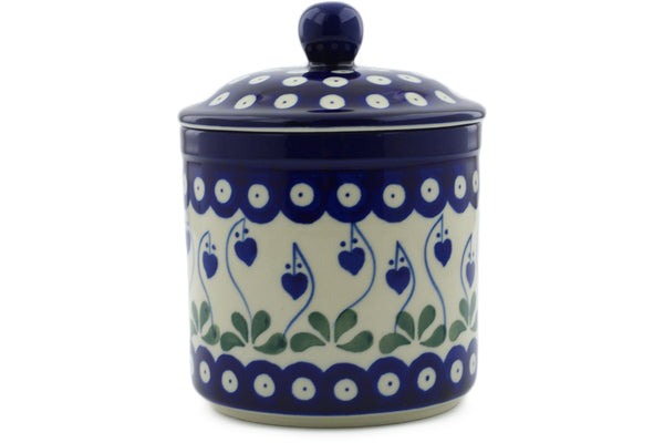 "6"" Canister - Blue Bell 