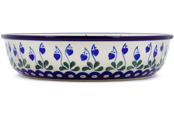 "10"" Serving Bowl - Blue Bell 