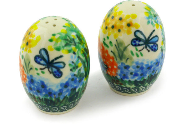 "2"" Salt and Pepper Shakers - Whimsical 