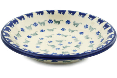 "9"" Pasta Bowl - Cats on Parade 