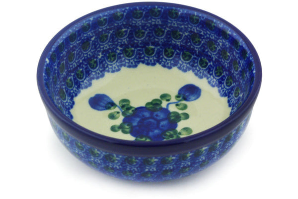 6 oz Condiment Bowl - Heritage | Polish Pottery House