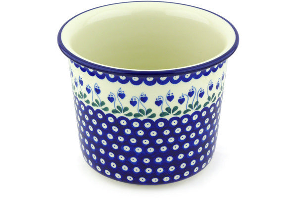 "9"" Flower Pot - Blue Bell 