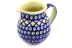 15 oz Creamer - 102 | Polish Pottery House