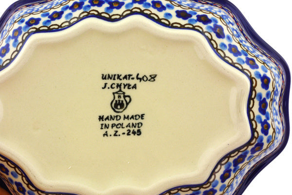 "6"" Serving Bowl - Fiolek 