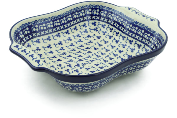 "11"" Square Baker with Handles - 545X 