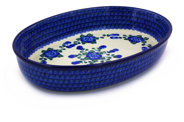"14"" Oval Baker - Heritage 