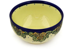 3 cup Cereal Bowl - DU83 | Polish Pottery House