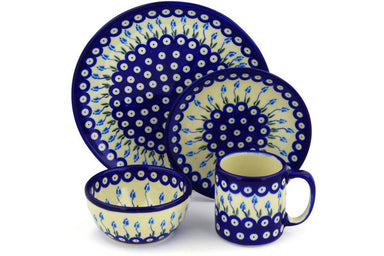 Place Setting - D107 | Polish Pottery House