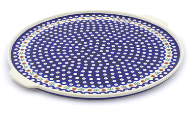 "16"" Pizza Plate - Old Poland 