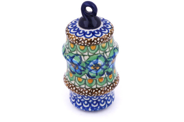 "2"" Ornament Christmas Ball - Moonlight Blossom 