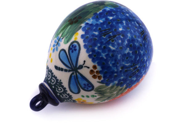 "3"" Ornament Christmas Ball - Whimsical 