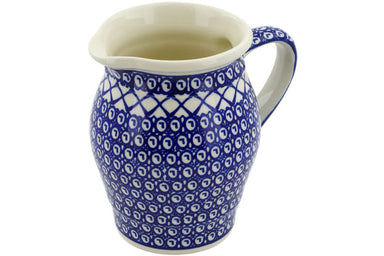 7 cup Pitcher - 102 | Polish Pottery House