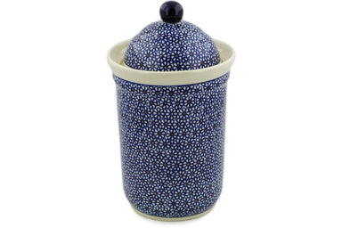 11 cup Canister - 120 | Polish Pottery House