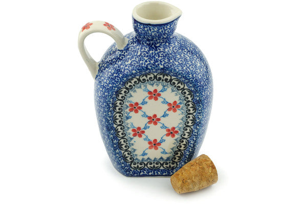 18 oz Bottle - P8205A | Polish Pottery House