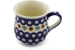 10 oz Cup - Old Poland | Polish Pottery House