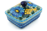 "6"" Butter Dish - P4795A 