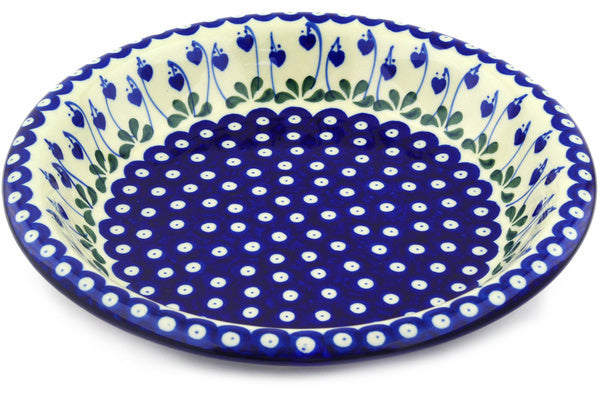 "12"" Serving Bowl - Blue Bell 