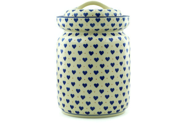 15 cup Canister - 570X | Polish Pottery House