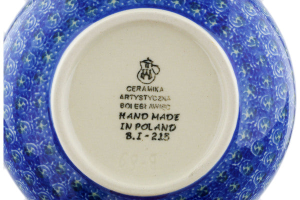 8 oz Dessert Bowl - Heritage | Polish Pottery House