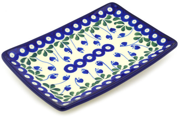 "8"" Sushi Tray - Blue Bell 