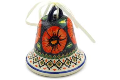 "5"" Bell Ornament - P4796A 