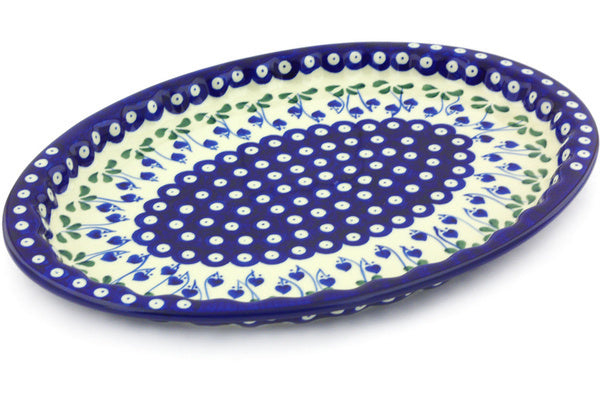 "15"" Platter - Blue Bell 