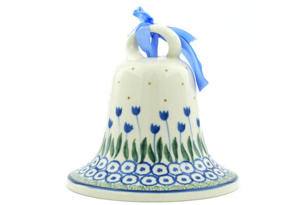 "4"" Bell Ornament - 490A 