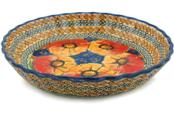 "10"" Fluted Pie Plate - P5710A 