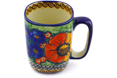 8 oz Mug - Autumn Wonder | Polish Pottery House