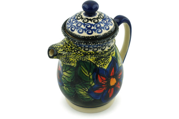 15 oz Creamer with Lid - P5703A | Polish Pottery House