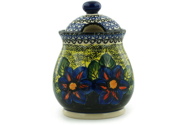 6 cup Sugar Bowl - P5703A | Polish Pottery House