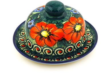 "6"" Butter Dish - P5702A 