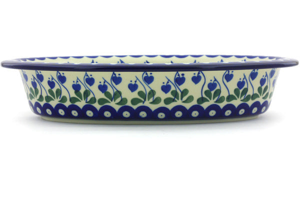 "12"" Oval Baker - Blue Bell 