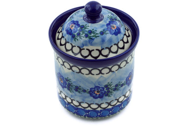 20 oz Canister - U488 | Polish Pottery House