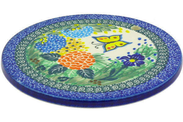 "7"" Cutting Board - Spring Garden 