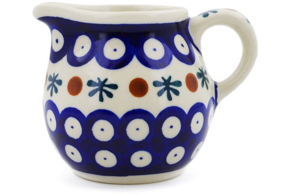 8 oz Creamer - Old Poland | Polish Pottery House