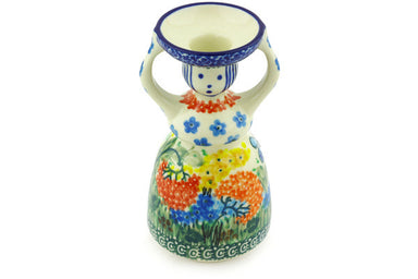 "6"" Candle Holder - Whimsical 