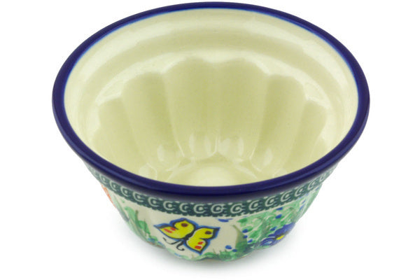 "5"" Bundt Cake Pan - Spring Garden 