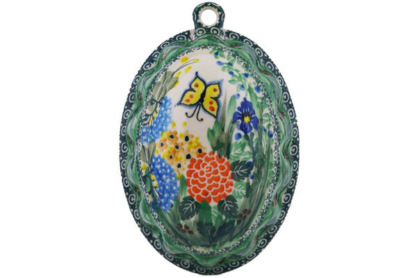 "5"" Jello Mould - Spring Garden 