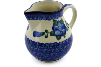 16 oz Creamer - Heritage | Polish Pottery House
