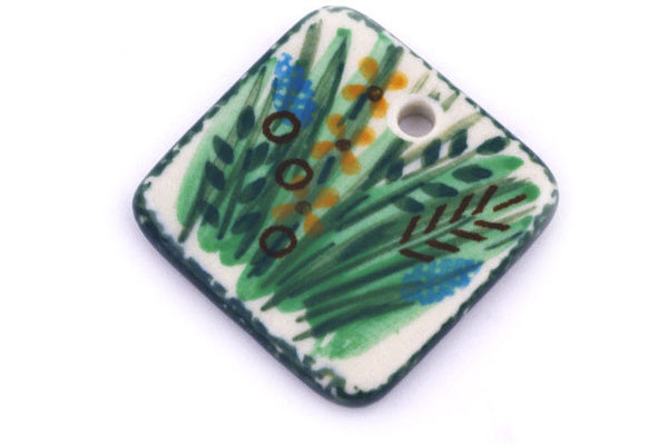 "1"" Square Pendant - U803 