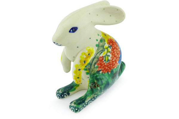 "4"" Bunny Figurine - Whimsical 