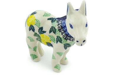 "5"" Donkey Figurine - P7848A 