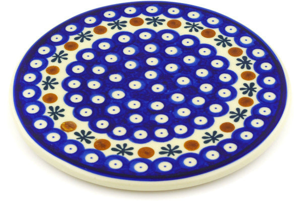 "7"" Cutting Board - Old Poland 