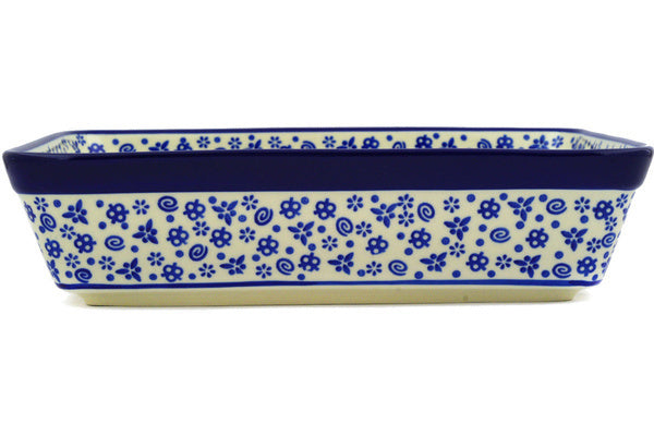 "9"" x 11"" Rectangular Baker - Confetti 